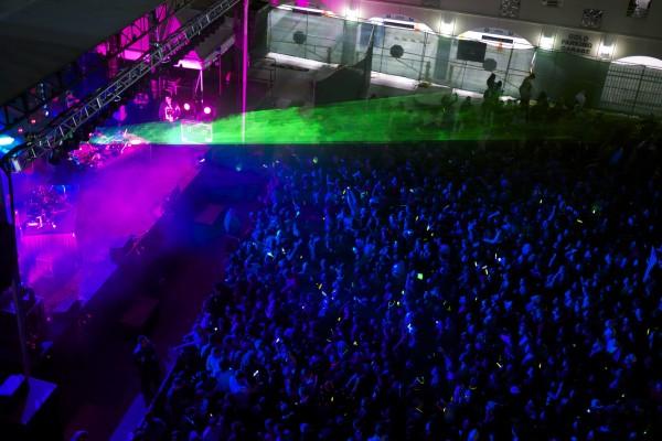 concierto festival internacional globo leon