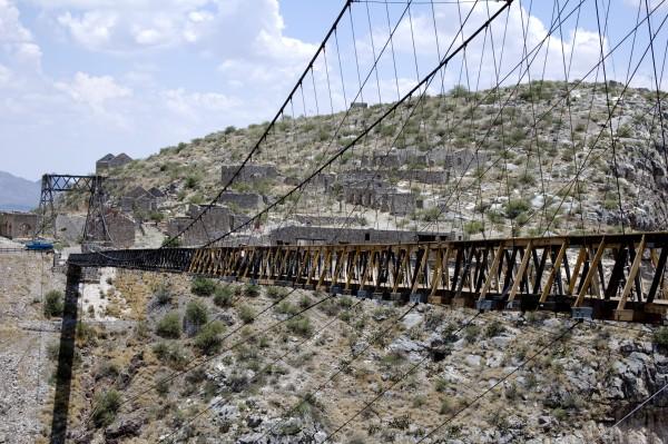 puente ojuela cañon