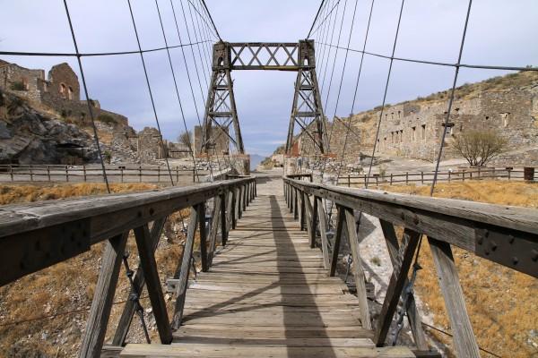 puente ojuela durango mapimi