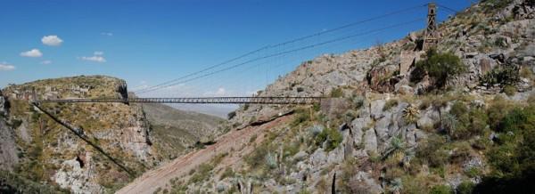 puente ojuela panoramica