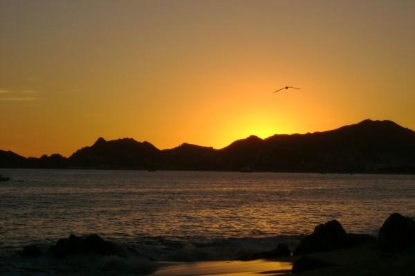 atardecer Cabo San Lucas