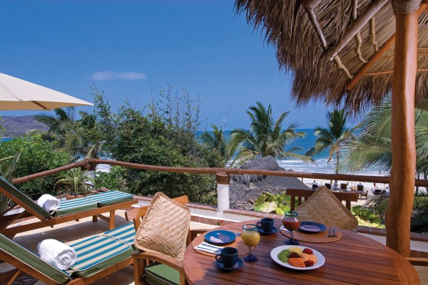 desayuno terraza punta de mita riviera nayarit
