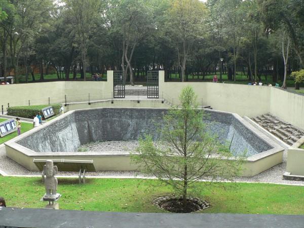 baño moctezuma chapultepec