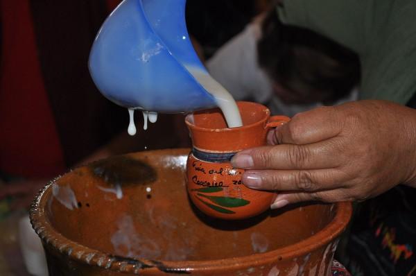 bebida atole mexico