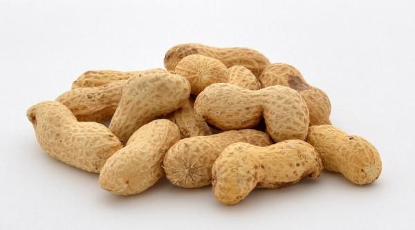 cacahuetes sin pelar