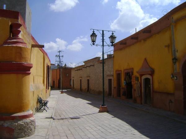 calles san sebastian bernal queretaro
