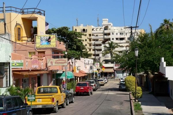 calles Cabo San Lucas