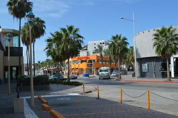 calles cerca marina Cabo San Lucas