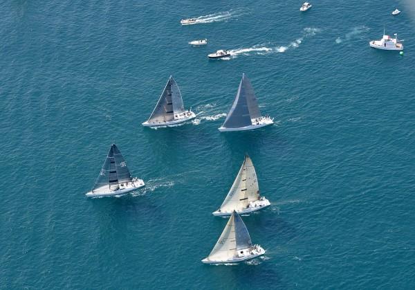 carrera barcos Cabo San Lucas