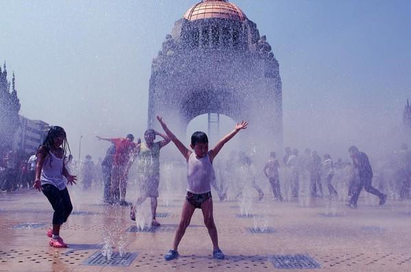 ciudad de mexico df con niños