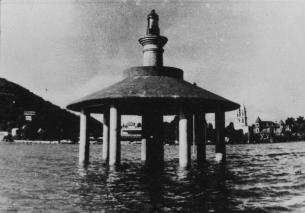 faro lago chapala