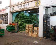 frutas y verduras central abasto ciudad mexico df