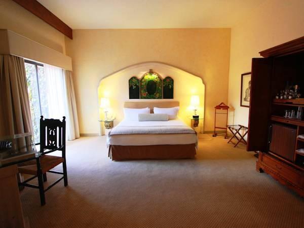 habitacion hotel quinta real zacatecas