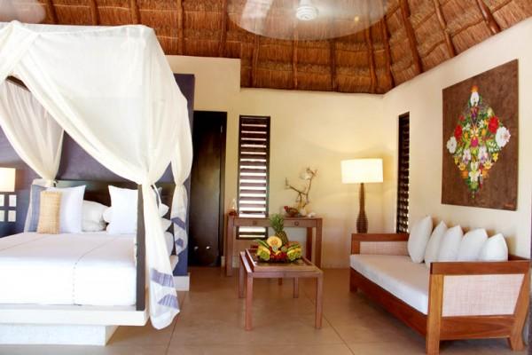 habitacion hotel eco paraiso xixim celestun yucatan