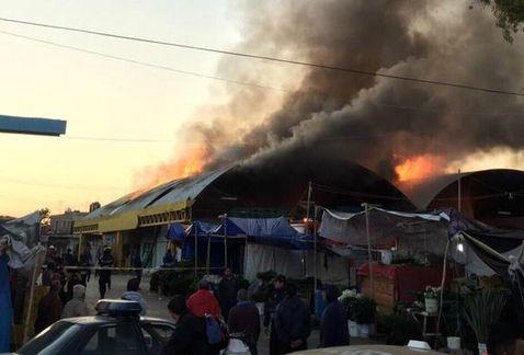 incendio central abastos df