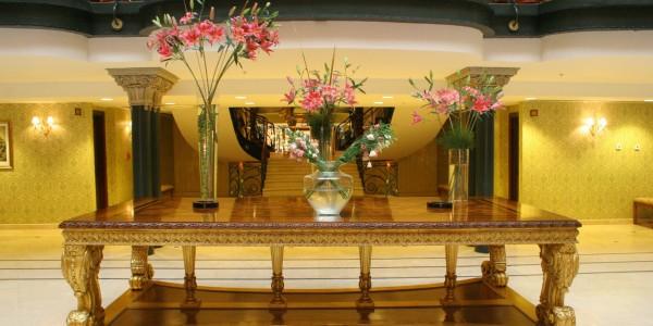 interior gran hotel ciudad de mexico