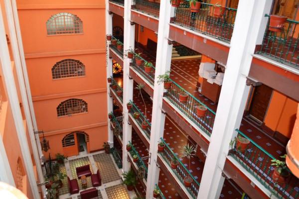 interior hotel majestic ciudad mexico df