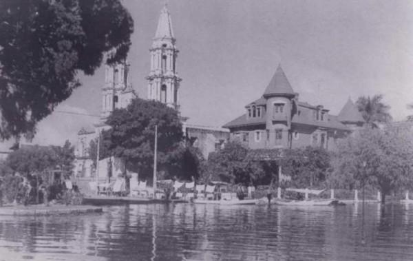 lago chapala foto historica