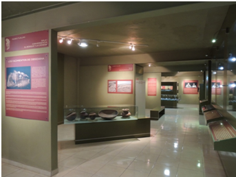 interior museo arqueologico tala jalisco