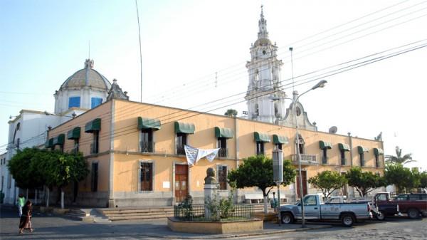 palacio municipal tala