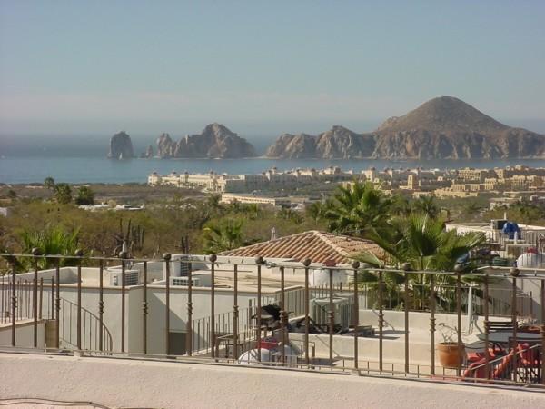 panoramica Cabo San Lucas