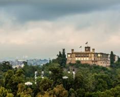 panoramica castillo chapultepec