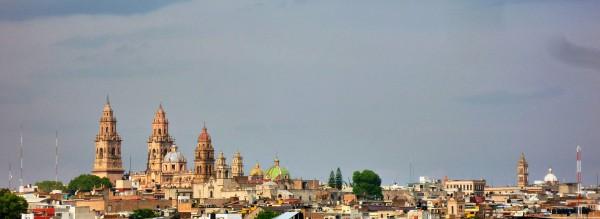 panoramica morelia michoacan