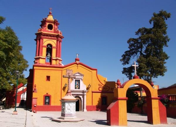 parroquia san sebastian bernal queretaro