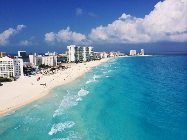 playas cancun yucatan