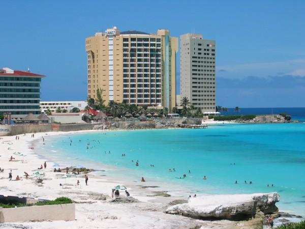 playas cancun yucatan