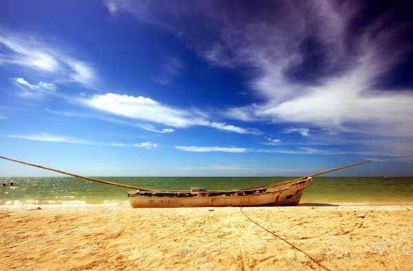 playas celestun yucatan