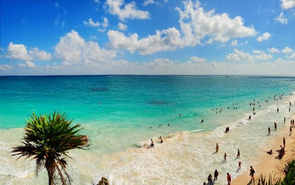 playas ruinas mayas de tulum