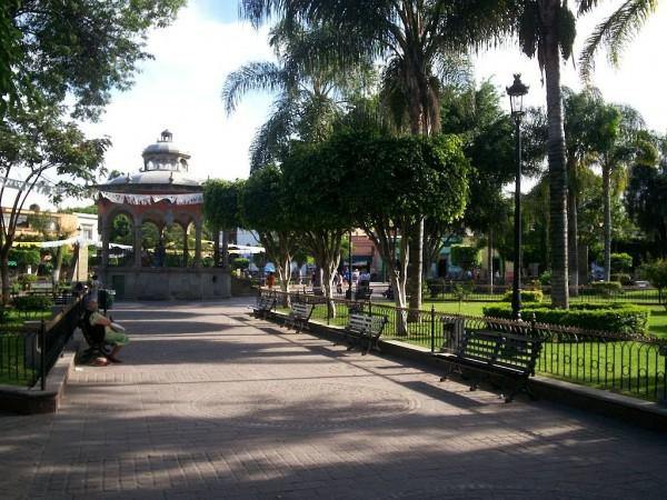 plaza tlaquepaque jalisco