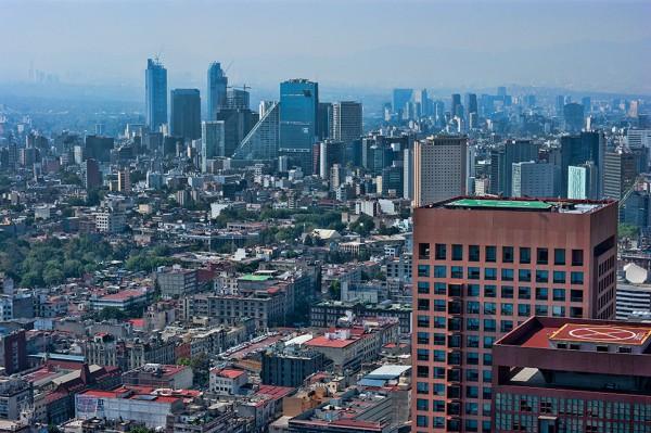 skyline mexico df
