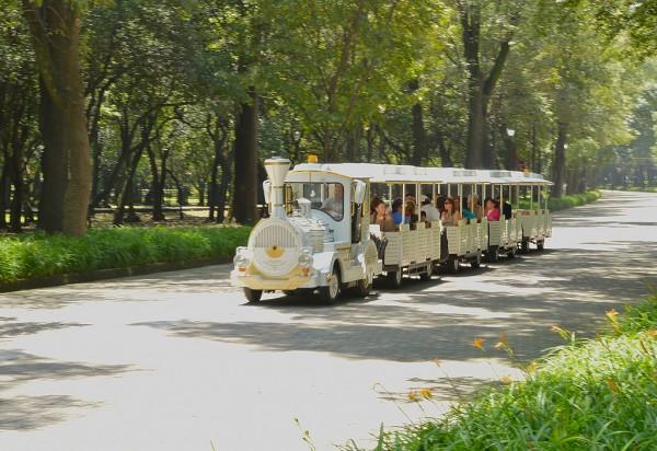 tren de chapultepec