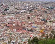 turismo zacatecas capital
