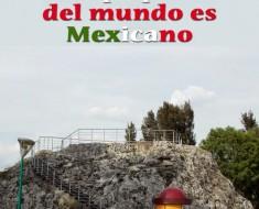El volcán más pequeño del mundo se encuentra en Puebla, México