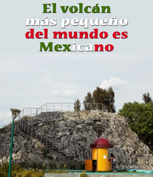 El Volc N M S Peque O Del Mundo Se Encuentra En Puebla
