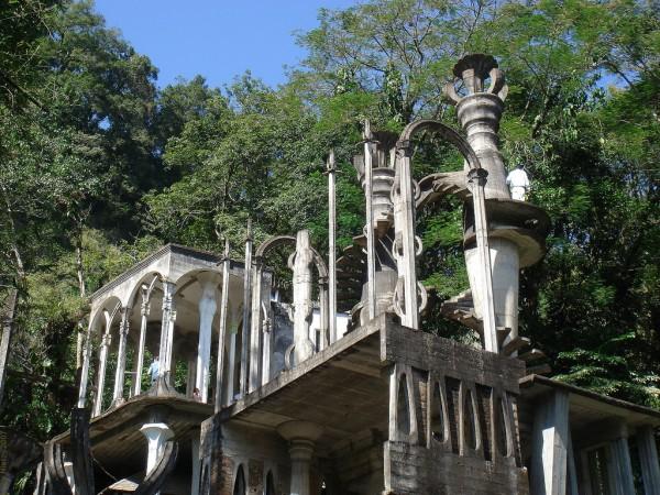 castillo xilitla slp mexico
