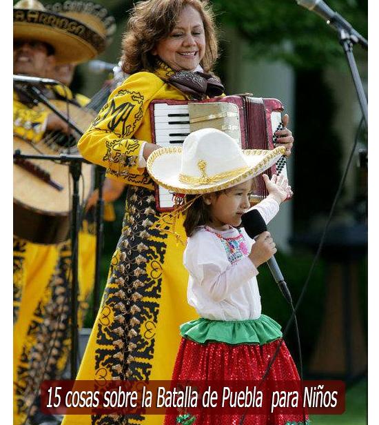 15 Cosas Sobre La Batalla De Puebla 5 De Mayo Para Niños Coyotitos