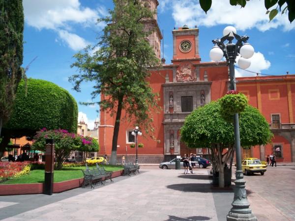 atractivos turisticos  santiago de queretaro mexico