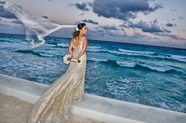 bodas playa cancun mexico