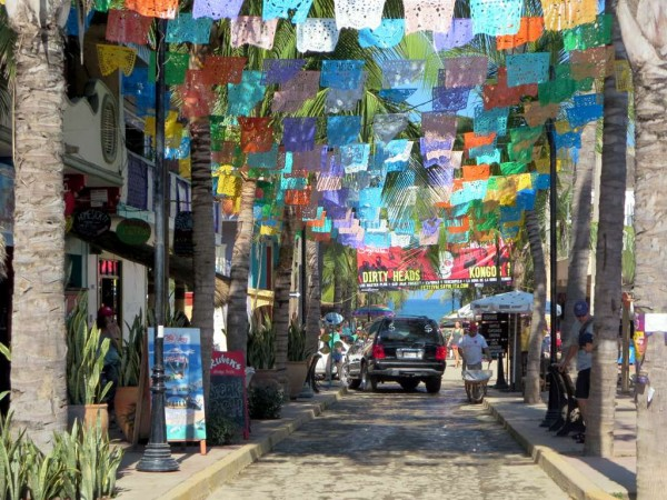 calle delfines sayulita