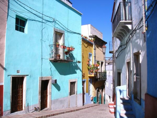 calles de guanajuato capital