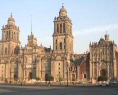 catedral de mexico Día de la Santa Cruz