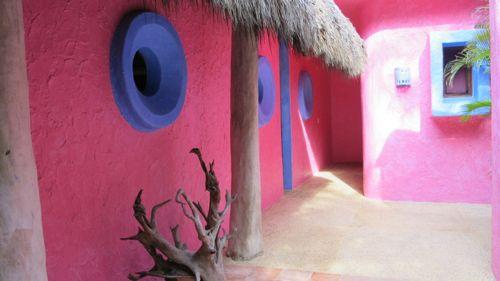 Bungalow en Playa Rosa costa careyes