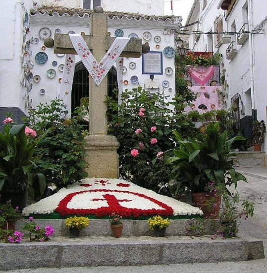 Día de la Santa Cruz 3 de mayo en México
