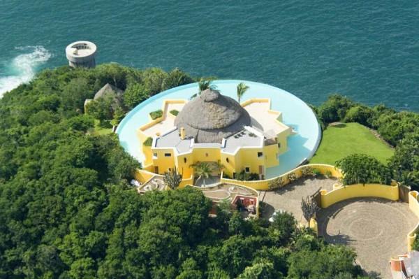 hotel resort costa careyes jalisco