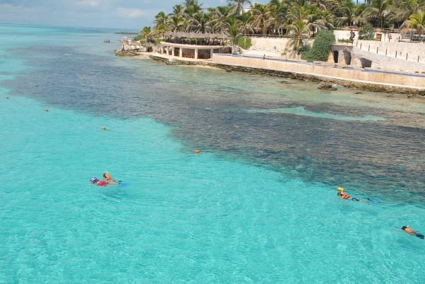 isla mujeres hotel garrafon