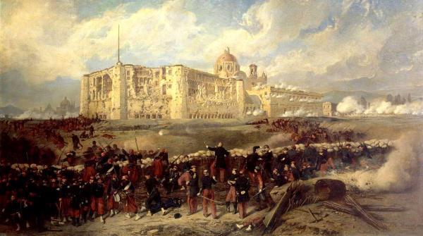 historia la batalla de puebla 5 de mayo